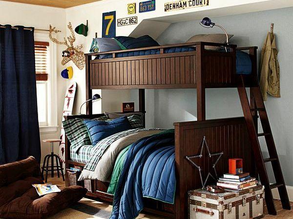 Jungen schlafzimmer ~ Cooles trendy teenager zimmer für jungen moderne einrichtung