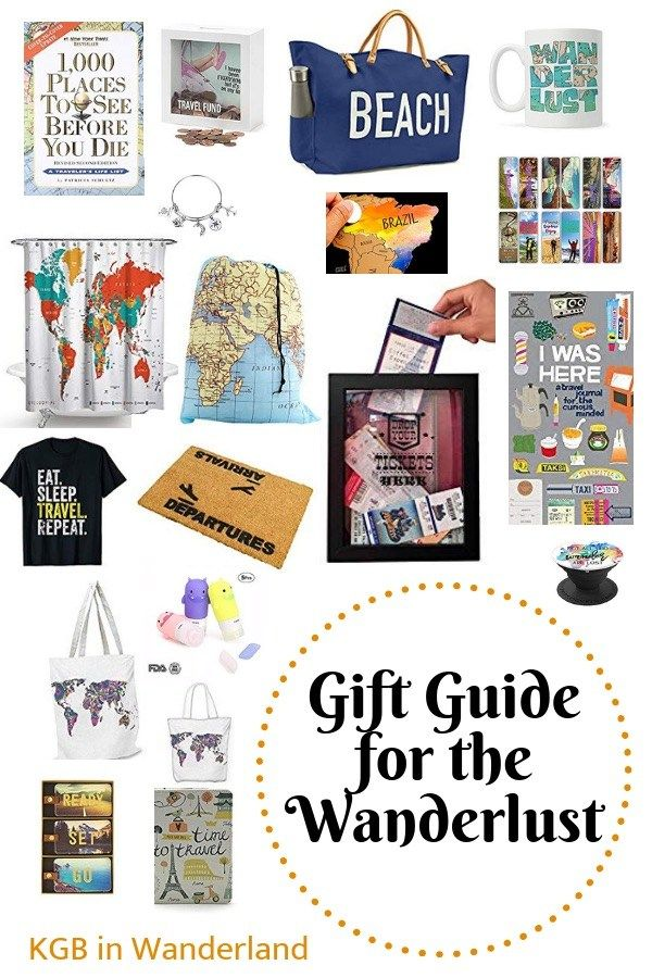 Gift Guide For The Travel Lovers Share Your Blog Ladies