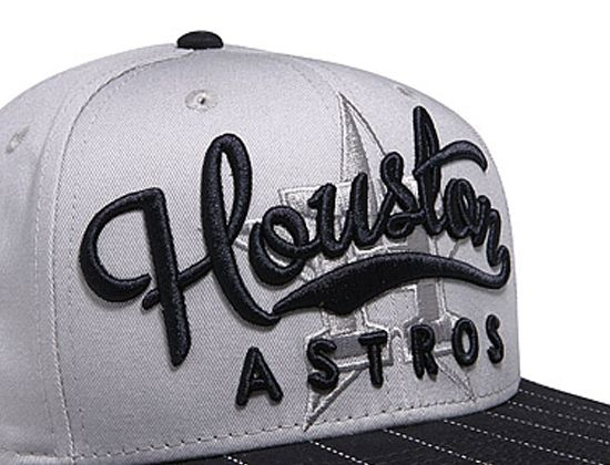 befd6bcd6b2 Houston Astros Classic Script 9Fifty Snapback Cap by NEW ERA x MLB ...