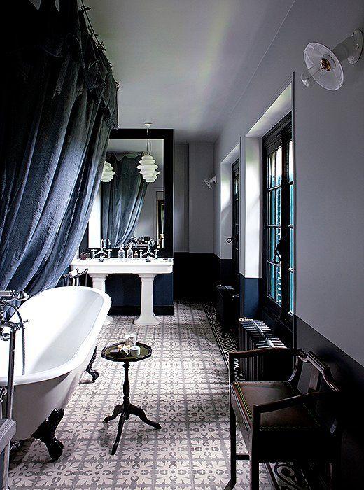 10 Master Bathroom Ideas To Inspire Your New Oasis Best Bathroom Colors Bathroom Paint Colors Modern Bathroom Paint