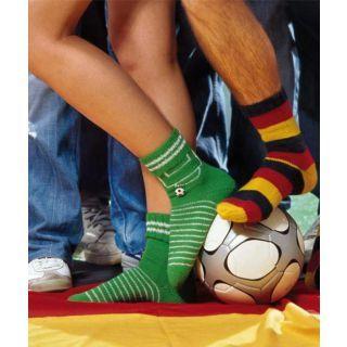 Fußballsocken Gestrickt Kostenlose Anleitung Fußball Fanartikel