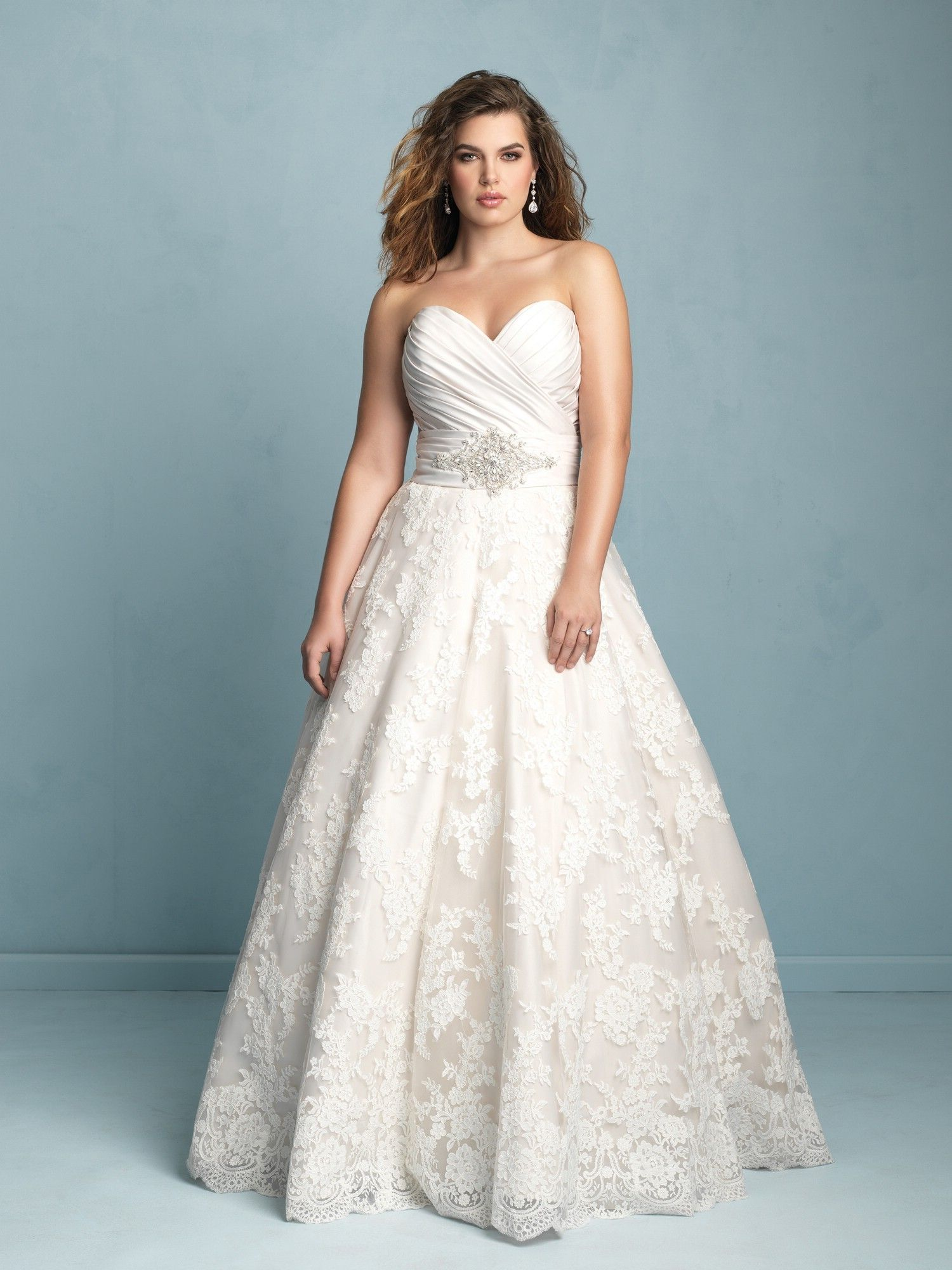 Allure Women Wedding Dresses - Style W351 [W351] : Wedding Dresses ...