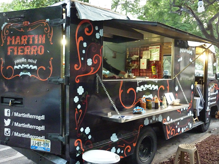 Pin En Food Trucks