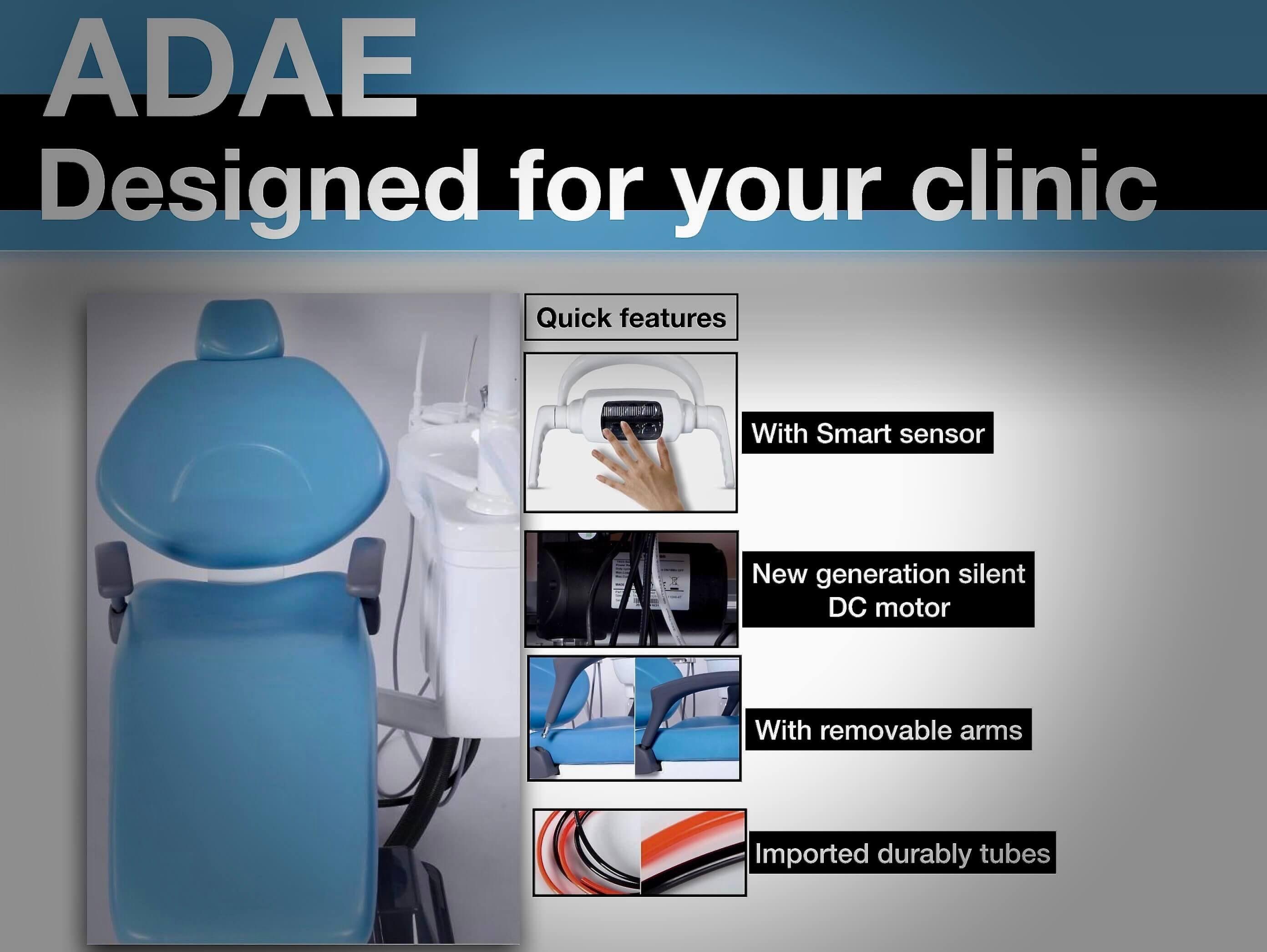 (Big Sale)ADAE E24 dental unit The unit, Dental, Air