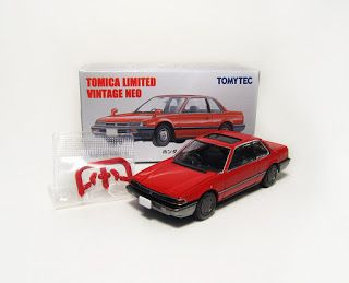 617f1033bf56 Tomica Limited Vintage NEO LV-N145a Honda Prelude XX