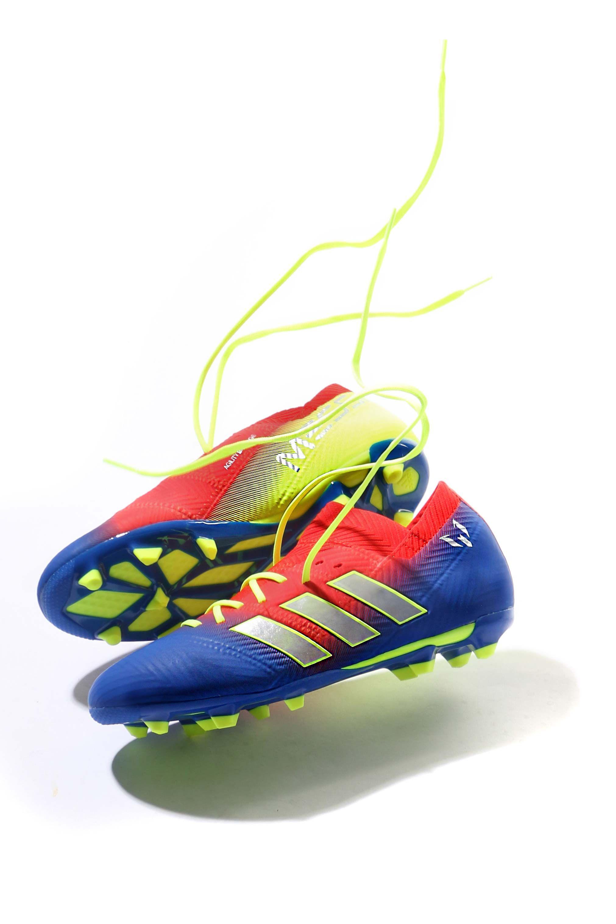 líder Gran Barrera de Coral reinado  Botas adidas Messi | Zapatillas de messi, Botas de futbol, Futbol infantil