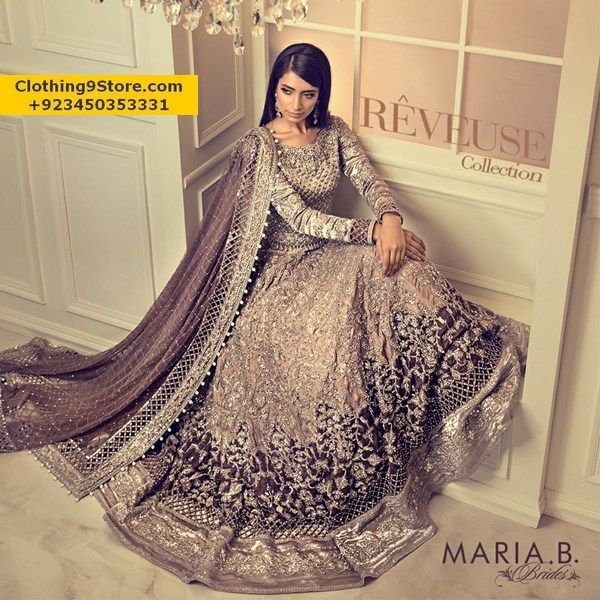Maria B Bridal Formal Collection 2017 2018 Clothing9 Store