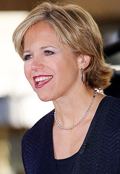 Katie Couric S Hair Evolution Hair Evolution Hair Styles Hair Pictures