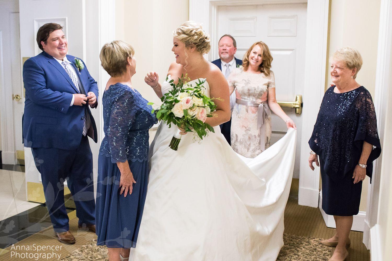Second Ponce De Leon Baptist Church Wedding Ceremony Atlanta Wedding Photographer Church Wedding Ceremony Atlanta Wedding