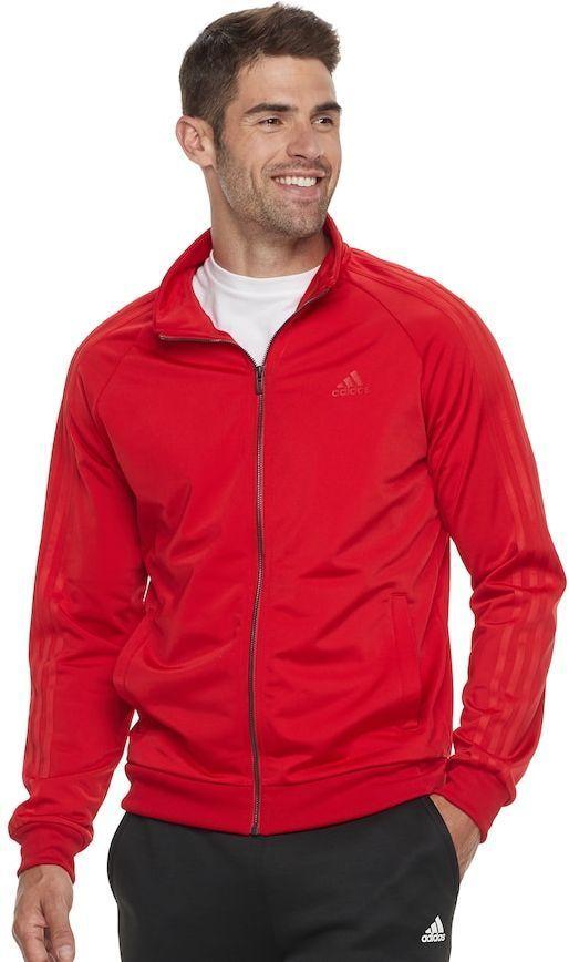 Men's adidas Essential Track Jacket | Adidas men, Jackets