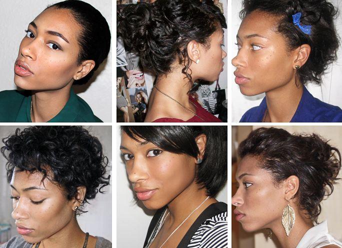Styling Short Relaxed Hair Jpg 684 496 Short Relaxed Hairstyles Relaxed Hair Relaxed Hair Journey
