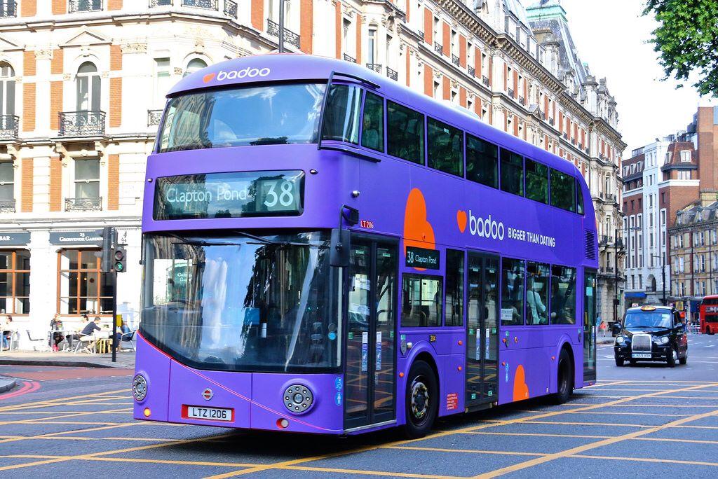 Lt 206 London Bus London Transport Bus Coach