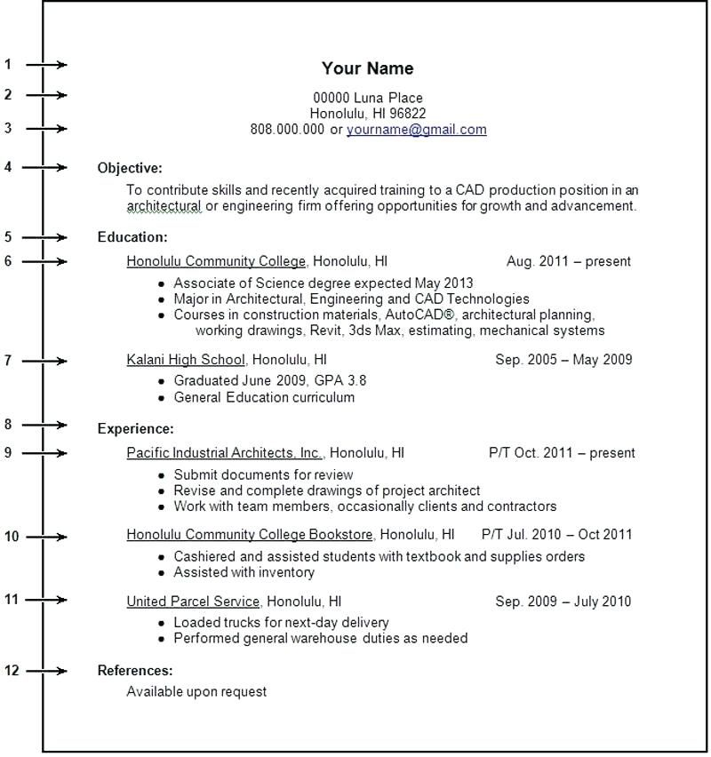 No College in 2018 Resume Examples Pinterest Resume examples