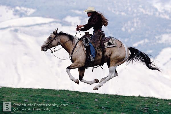 How To Ride Cowgirl