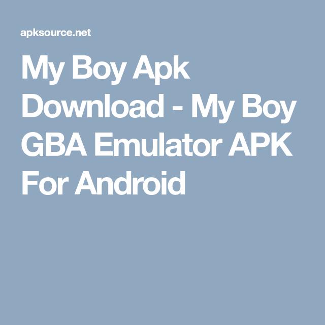 my boy gba emulator apk full version free download