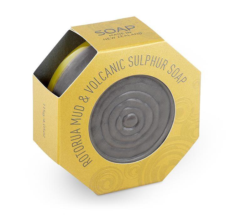 Mud Amp Sulphur Soap