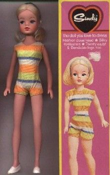 Dolls & Bears Dolls, Clothing & Accessories 1970s Sindy Dolls And Travel Case
