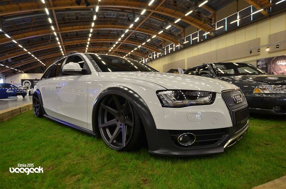B8 Allroad Slightly Lowered Vehicles Audi Allroad Audi A6