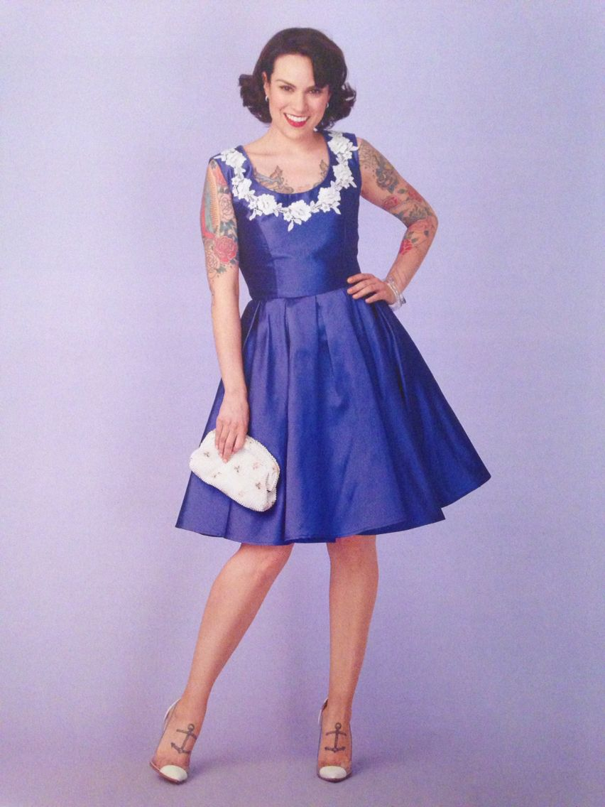Gertie\'s Ultimate Dress Book | Photography | Pinterest