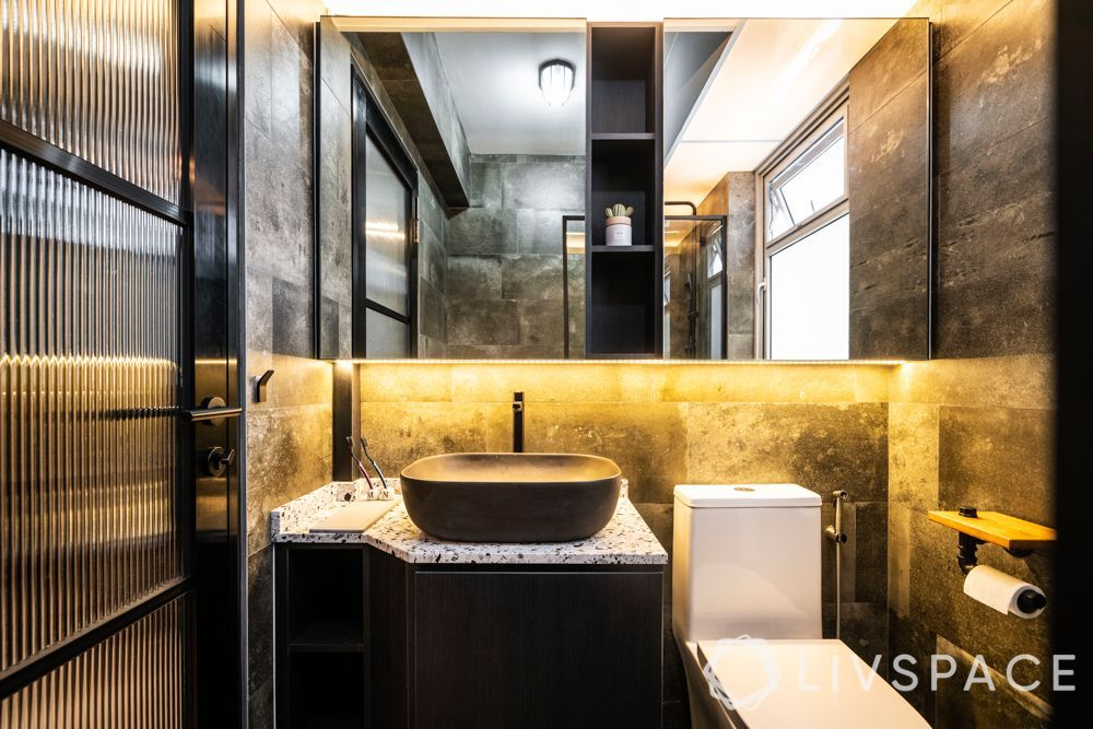 6 hdb toilet designs that are ideal for small and big