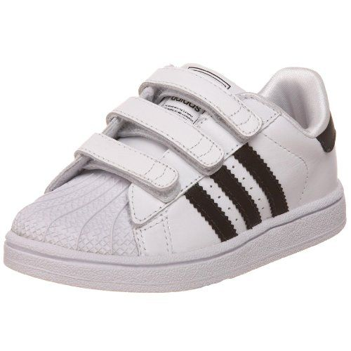adidas Originals Superstar 2 Comfort Sneaker (InfantToddler