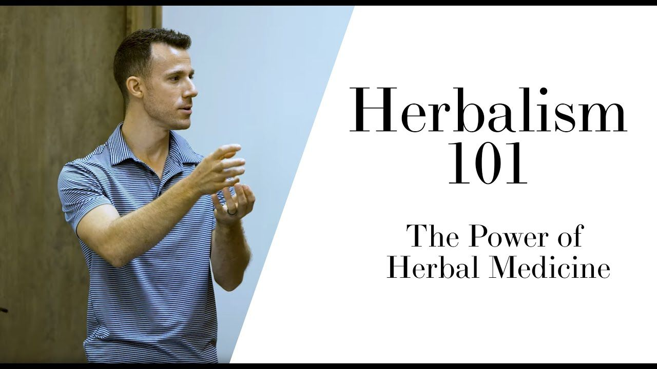 Herbalism 101 the power of herbal medicine by mike