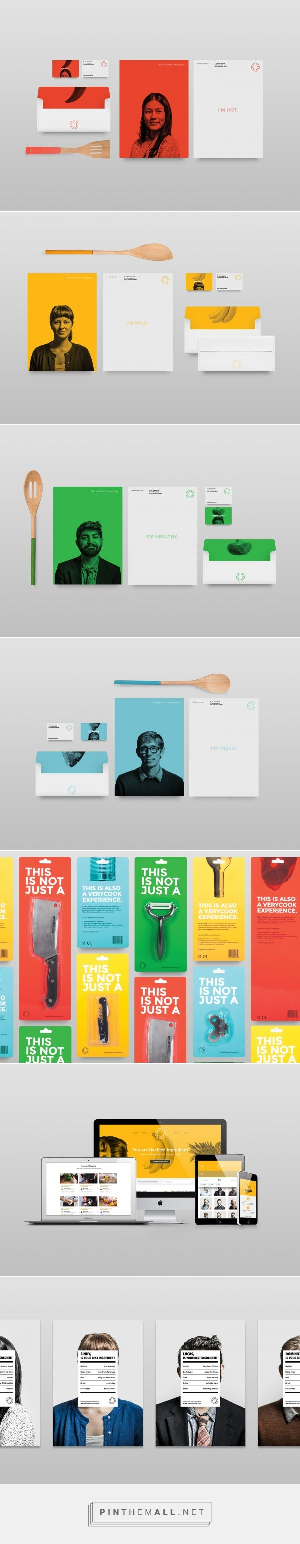Verycook on Behance