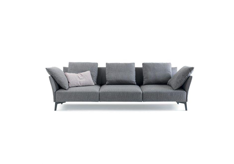sofá JERMYN - LEMA DESIGNER GORDON GUILLAUMIER Sofá com estrutura de ...
