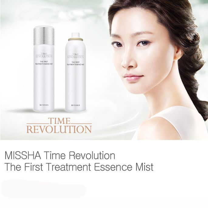 The Mix Label                  - Missha Time Revolution The First Treatment Essence