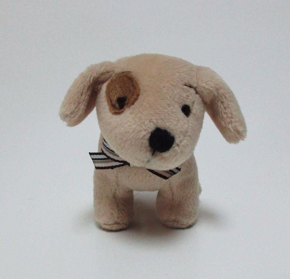 Baby Gap Jimmy Puppy Dog Plush Stuffed Animal Barking Dog Toy