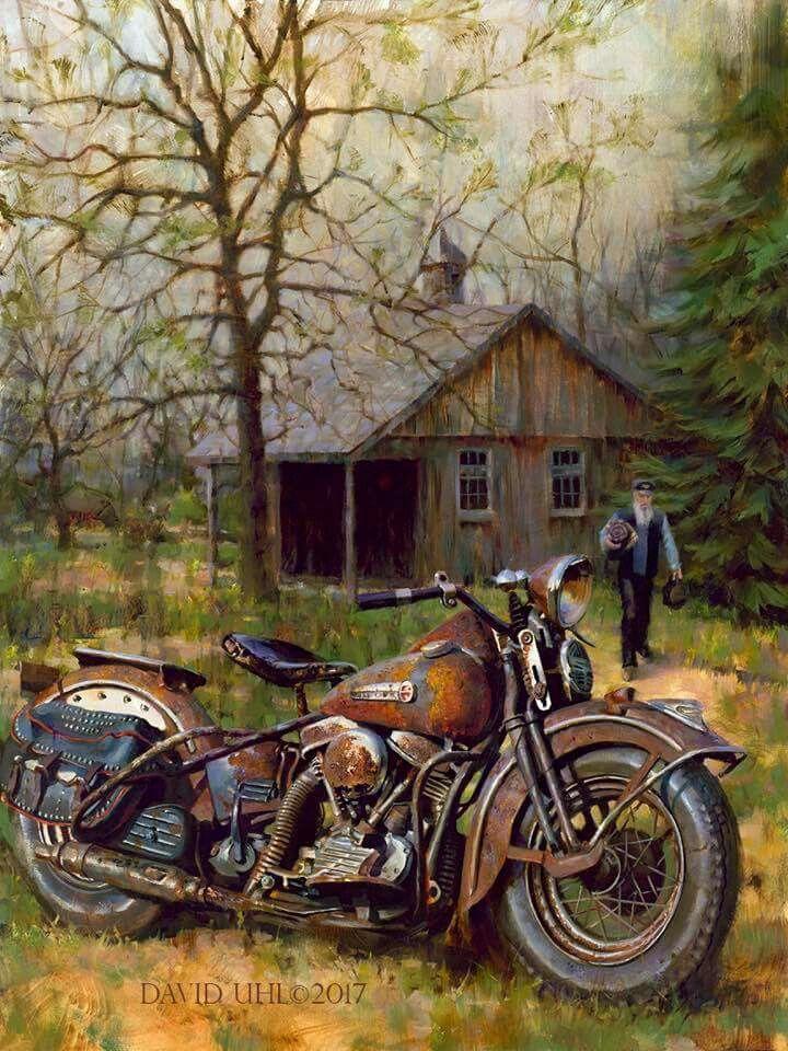 Still kicking | motos | Motos antiguas, Motos geniales y