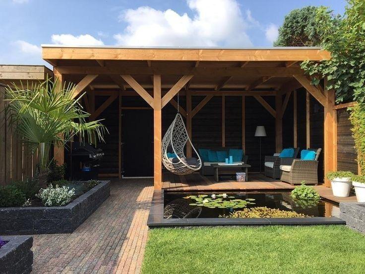 44 unglaubliche Hinterhof Lagerhalle Design und Dekor Ideen 1 #patiodesign