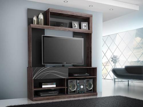 Modular - Centro De Entretenimiento Para Tv Led 55 - Rack ...