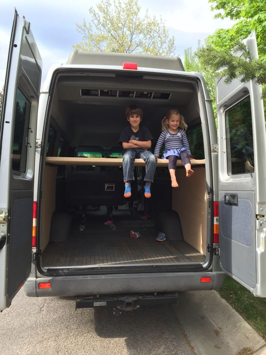 T1N Passenger Van Conversion - Sprinter-Forum | Diy | Vans, Sprinter