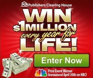 Image result for PCH Win 10 Million Dollars Sweepstakes | Process