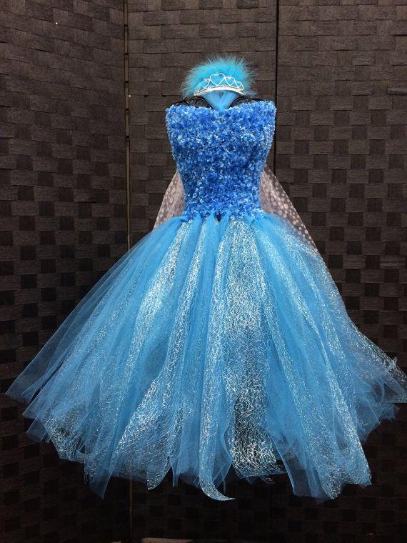 Disney Frozen Tutu Set Birthday Outfit Elsa Anna Inspired By