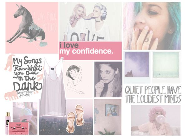 """I love me Confidence."" by marysilvs1 on Polyvore"