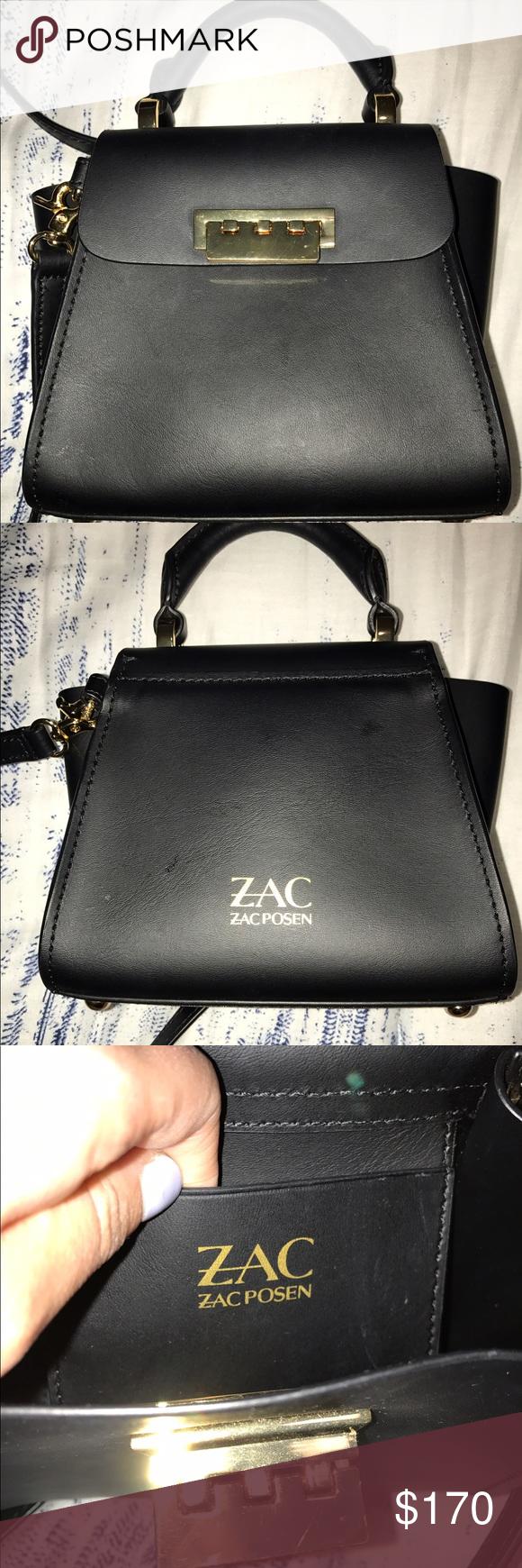 Zac Zac Posen Mini Eartha Iconic He Multi Purpose Handbag
