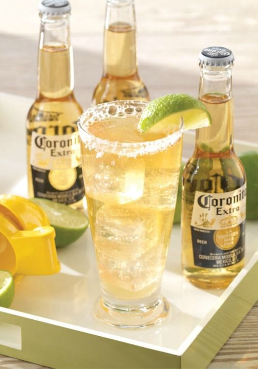 Looking for a new way to serve up your favorite summer beer? Try this Corona Chelada recipe! It takes just 5 minutes to make and is oh-so refreshing.