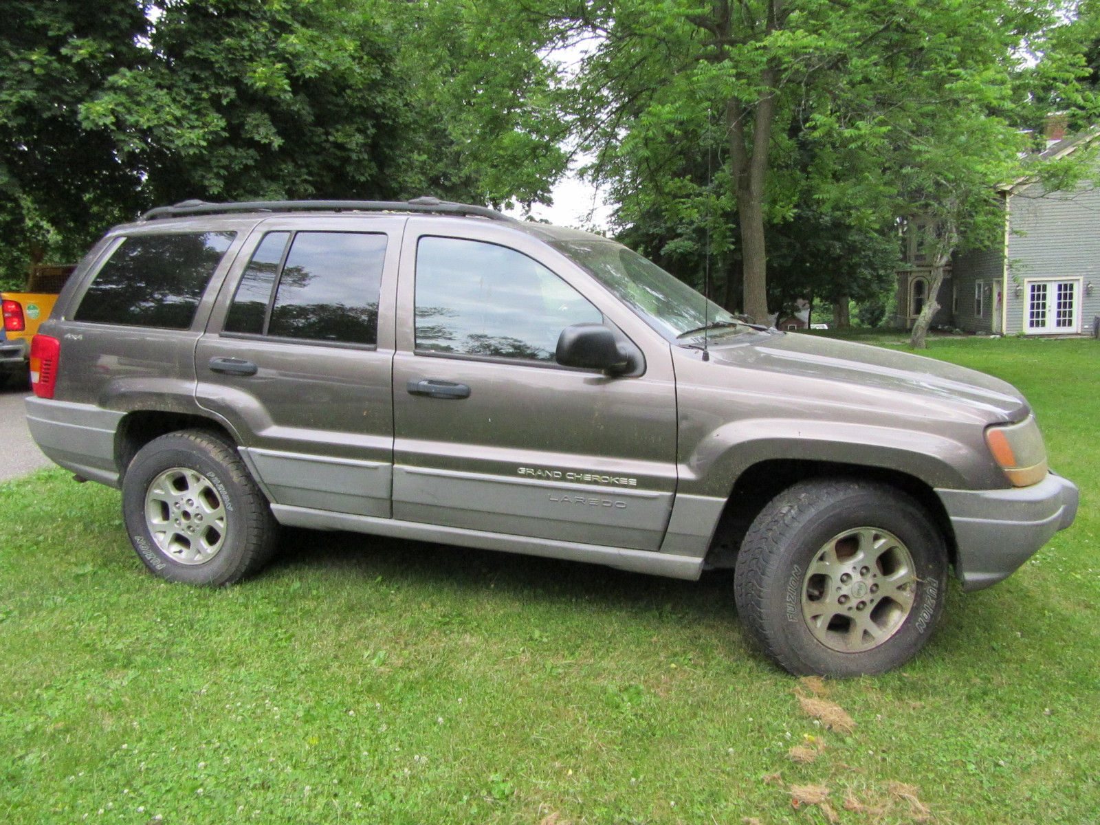 Ebay 2000 Jeep Grand Cherokee 2000 Jeep Grand Cherokee Laredo