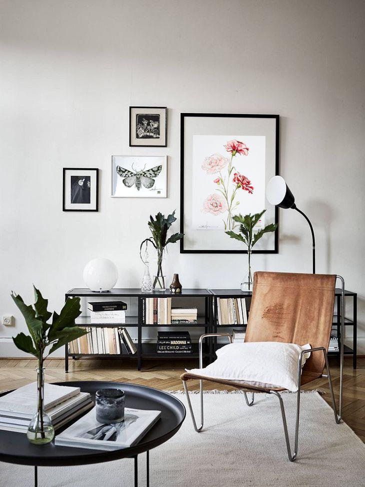 Designer Tips Highbrow Hippie Minimalist Living Room Design Minimalist Living Room Living Room Scandinavian