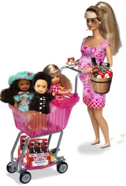 Ghetto Barbie