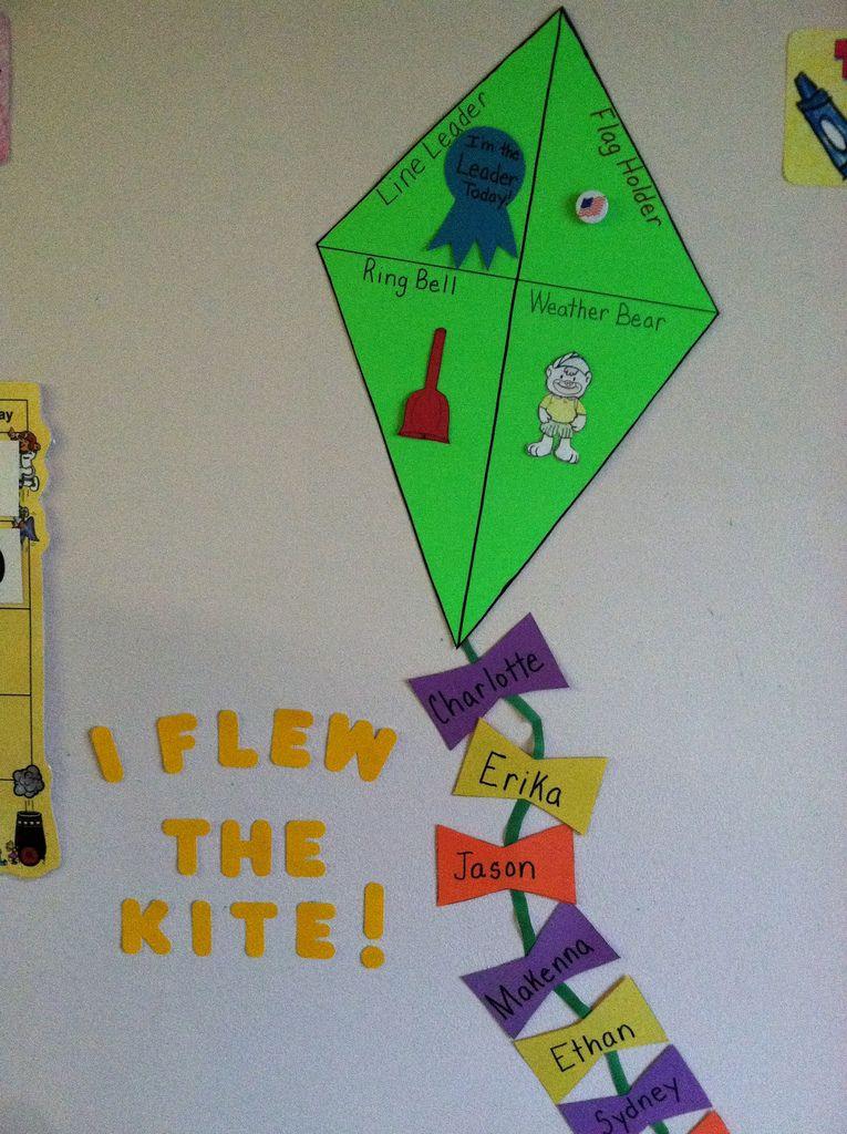 Go Fly a Kite classroom helper kidzban Classroom helpers