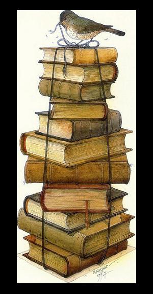 various tube (books)