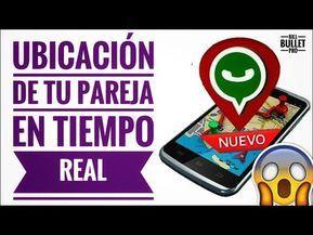Como Saber La Ubicacion Exacta De Mi Pareja Facil 2018 Truco Para Saber Ubicacion De Pareja 20 Trucos Para Whatsapp Trucos Para Celulares Trucos Para Teléfono