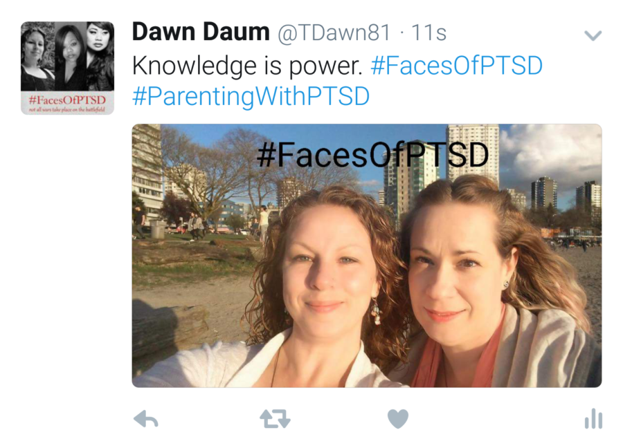 Faces of PTSD