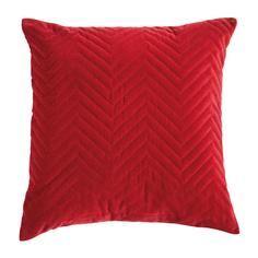 Quilted Velvet Cushion #PinItToWinIt #comp #dunelm #cushion