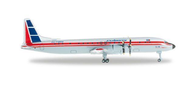 Cubana de Aviacion | Il-18