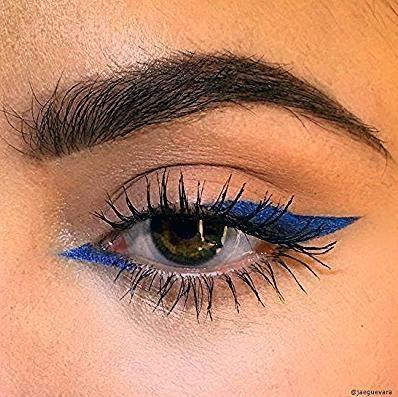 Photo of Tendance Eye Makeup 2019 #3 – Les bleus intenses