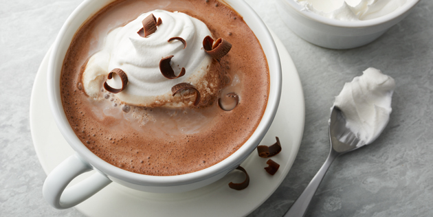 Creamy Hot Chocolate Recipe Hot Chocolate Recipes Hot Cocoa Recipe Recipe With Eagle Brand Milk